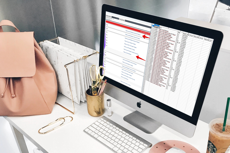 Importer des tâches vers Bitrix24 depuis Excel
