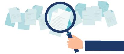 Ações: Processamento de documentos