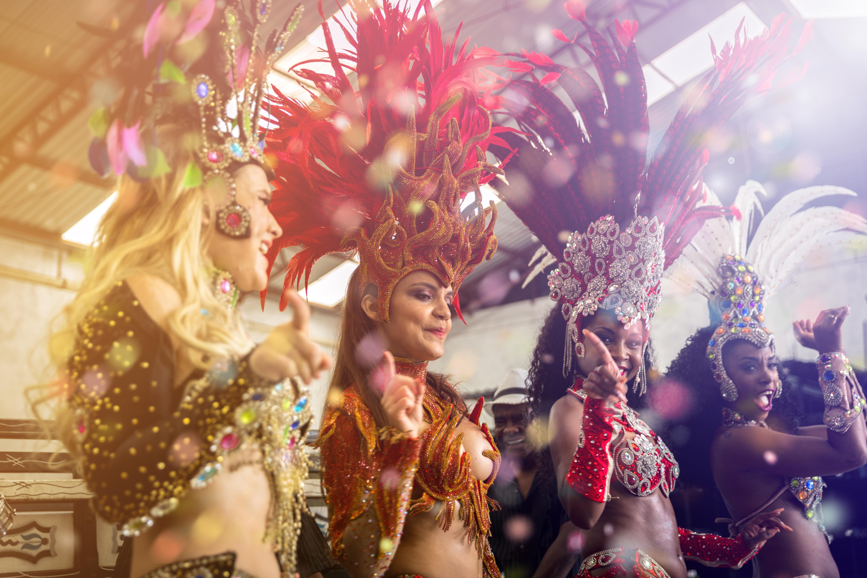 O Carnaval está chegando!