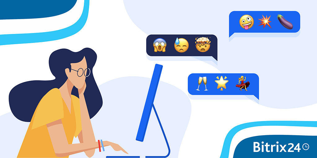 Usare le emoji a lavoro: statistiche e regole