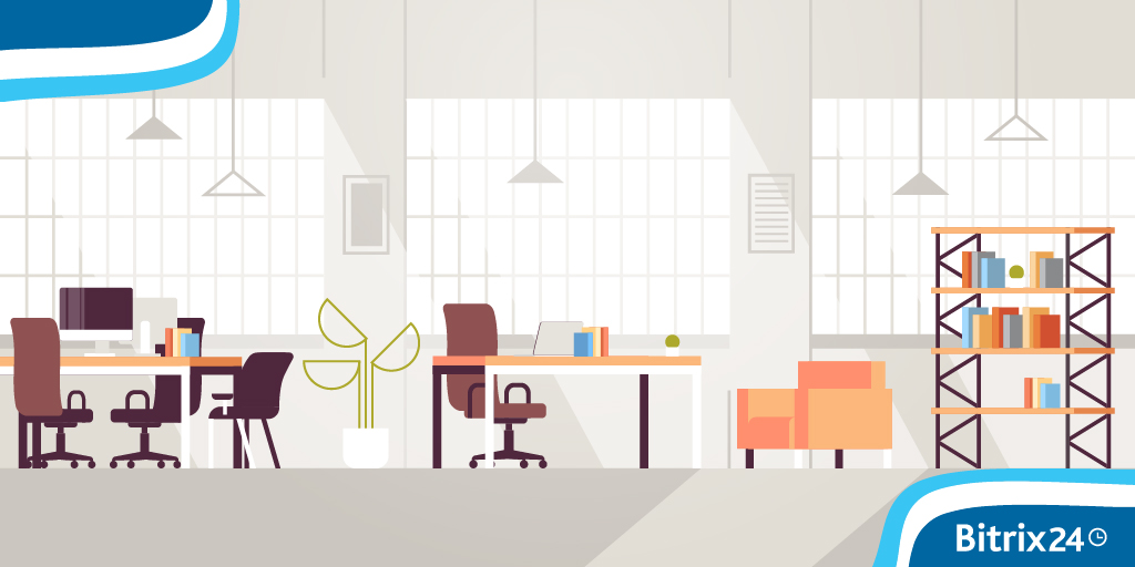 Büro Dekoration: 10 geheime Ideen & Tipps