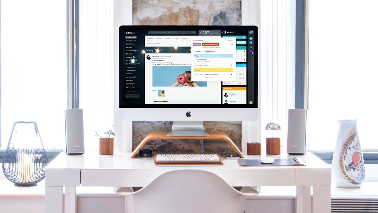online zeiterfassungssystem f r ihr unternehmen. Black Bedroom Furniture Sets. Home Design Ideas