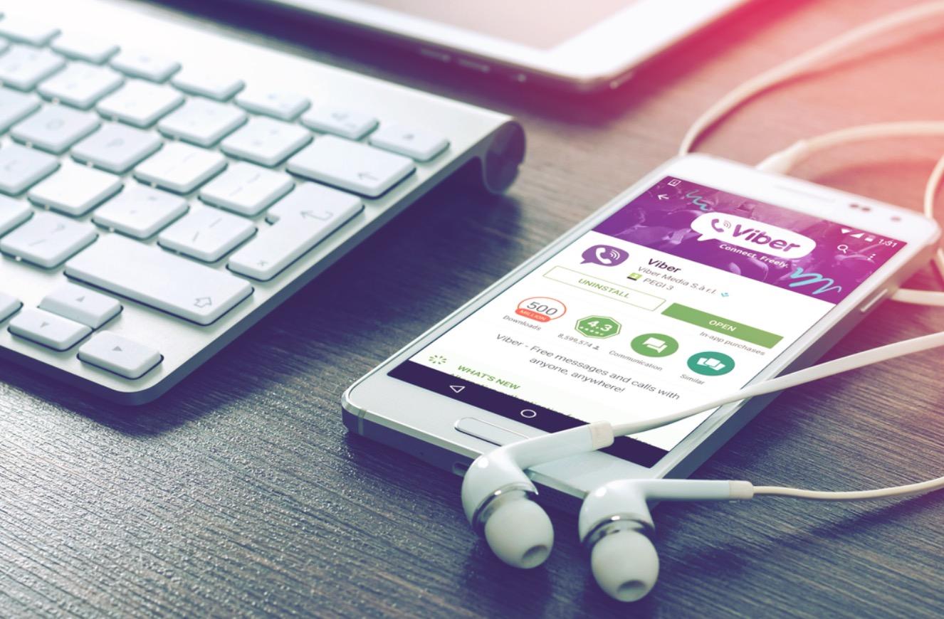 Integración de Viber y Bitrix24