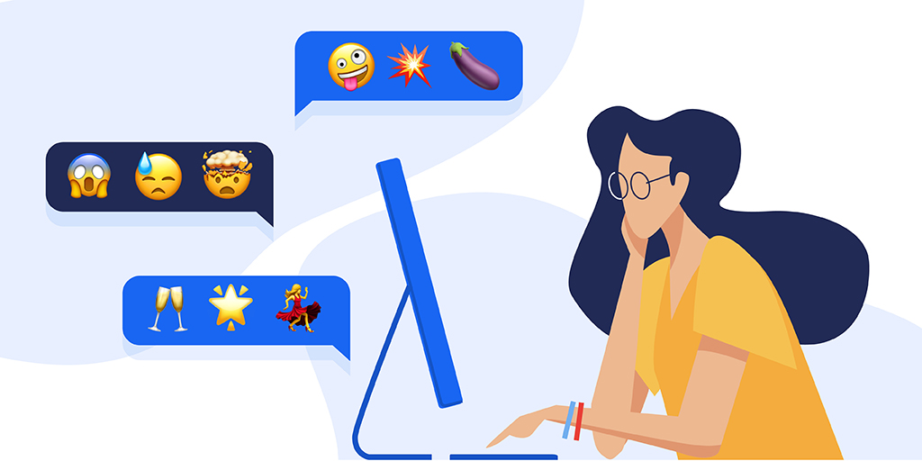 Using Emojis At Work: Facts and Stats and Etiquettes