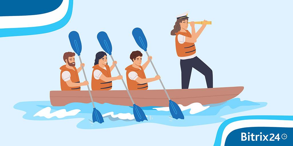 6 dicas simples para uma gestão eficaz de equipe