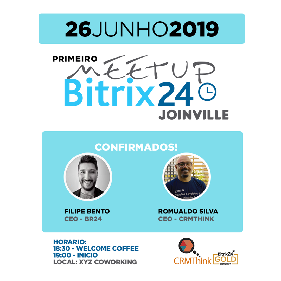 MEETUP BITRIX24 JOINVILLE-SC