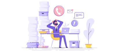 Ocena poziomu stresu zawodowego w Bitrix24
