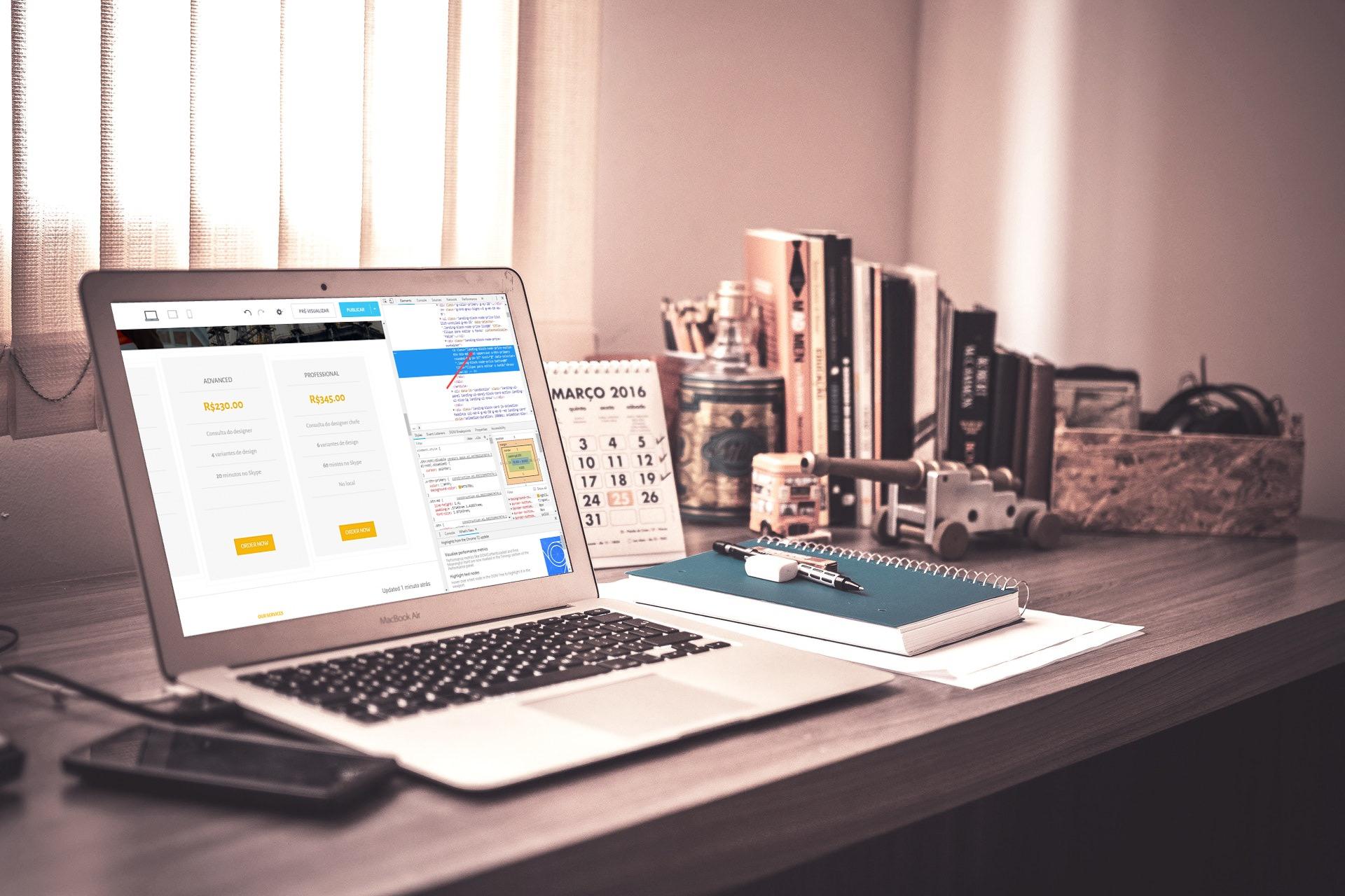 Adicionar CSS personalizado para Sites e Loja On-line