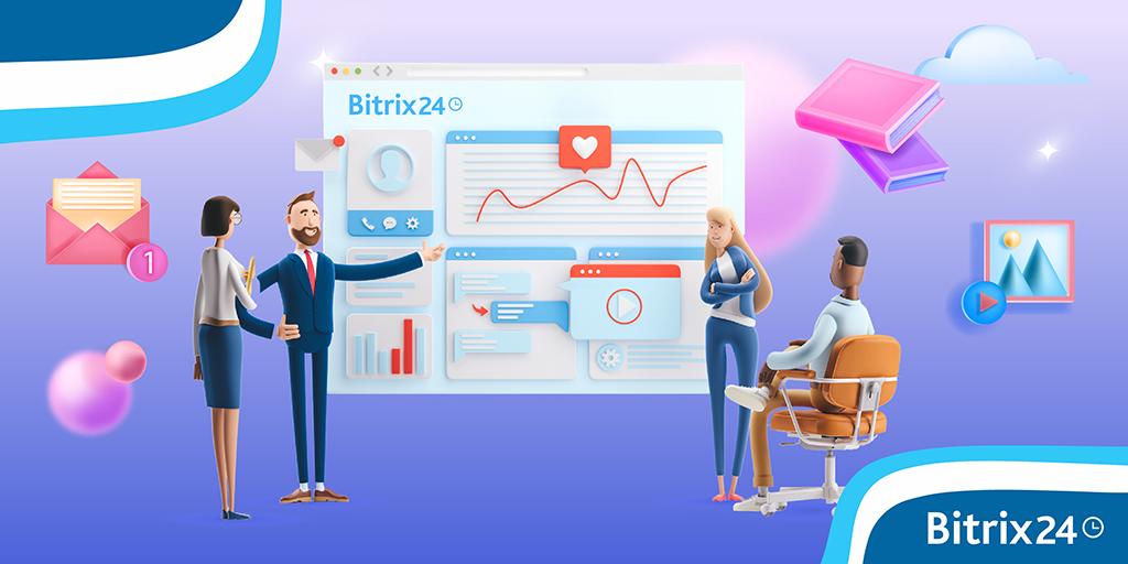 Bitrix24 Tour bringt Sie auf Hochtouren