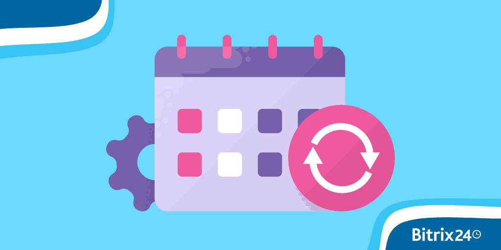 Synchroniser le calendrier Bitrix24 et le calendrier Google