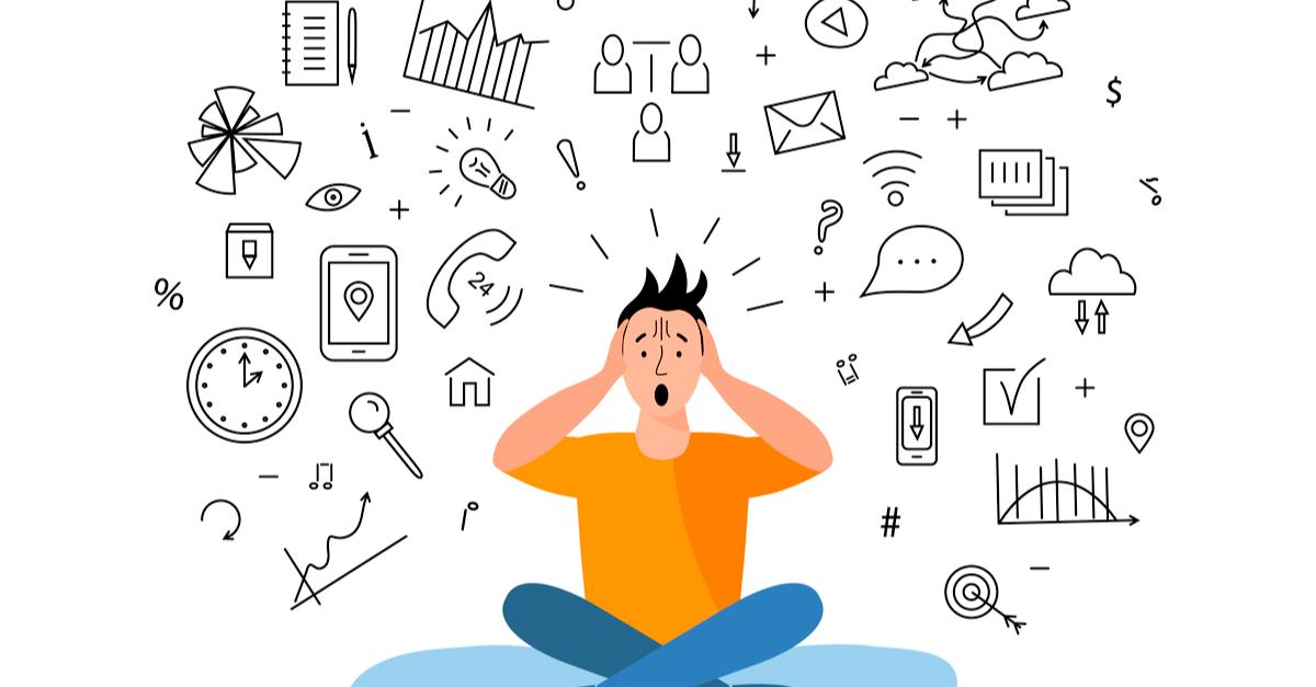 5 Tipps, um Informationsflut zu bewältigen