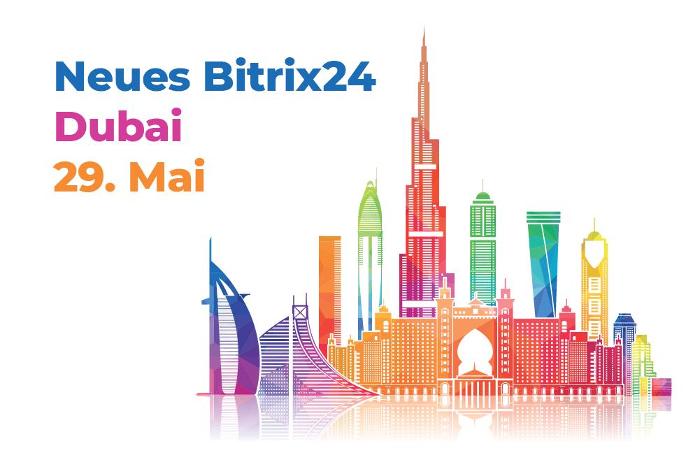 Bitrix24 Live-Release-Präsentation 2019
