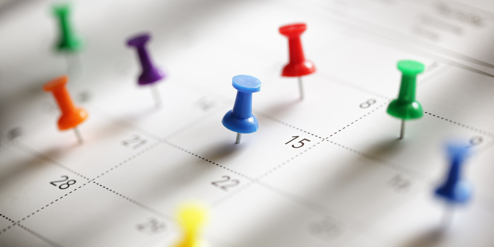 Handle Your Crowded Calendar the Way the Pros Do