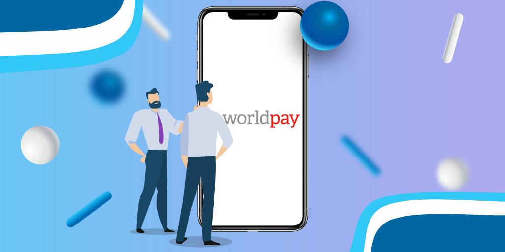 NEU! Zahlungen mit Worldpay-App