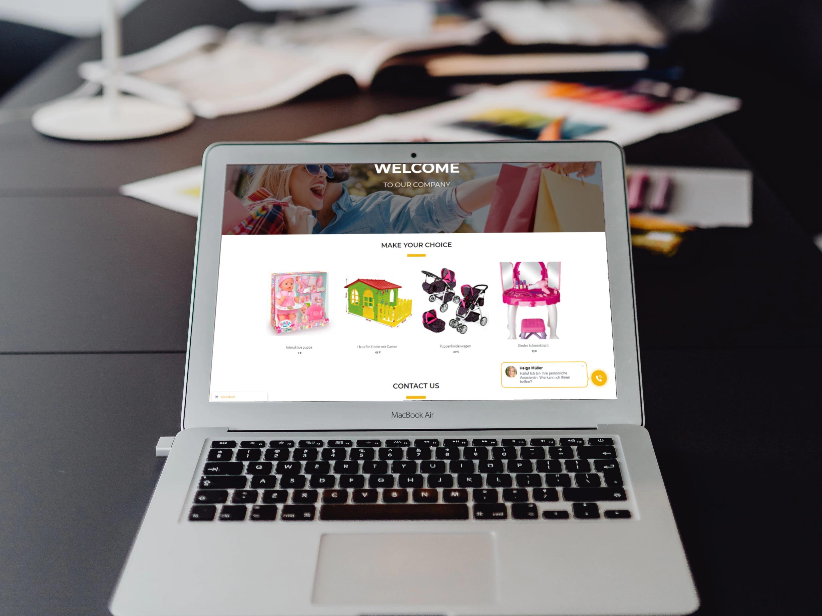 Importer les produits d'Instagram à sa boutique en ligne