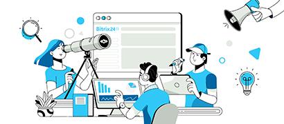 Bitrix24 Mayıs 2021 Bülteni