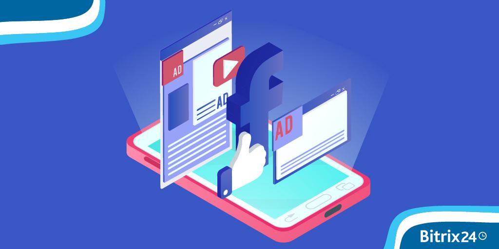 Facebook, Formularios y Bitrix24