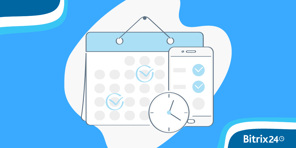 Bitrix24行事曆同步更新的方法