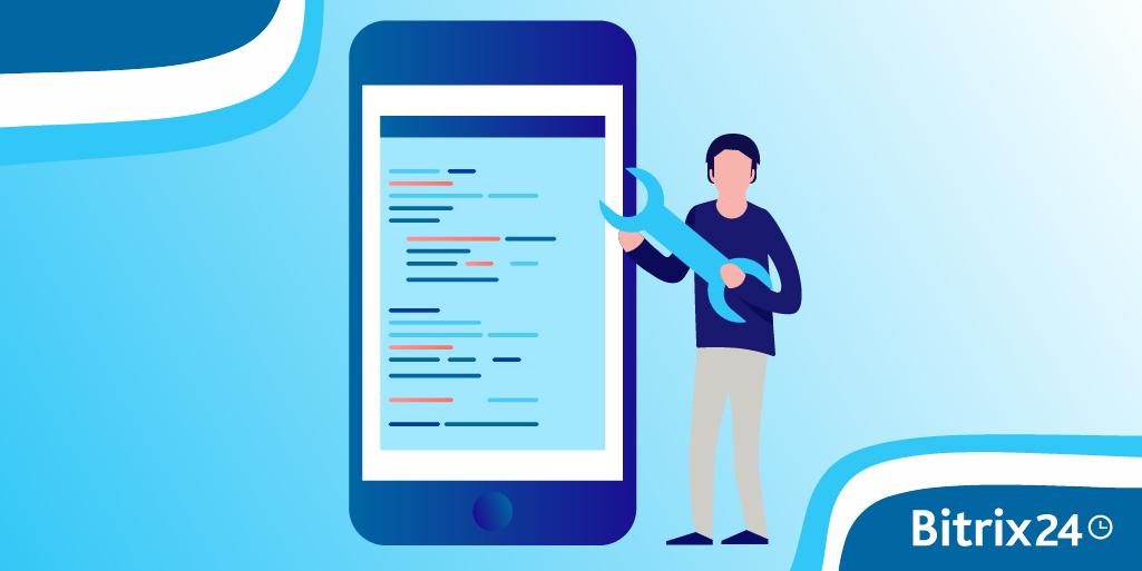 Nouvelle application mobile Bitrix24