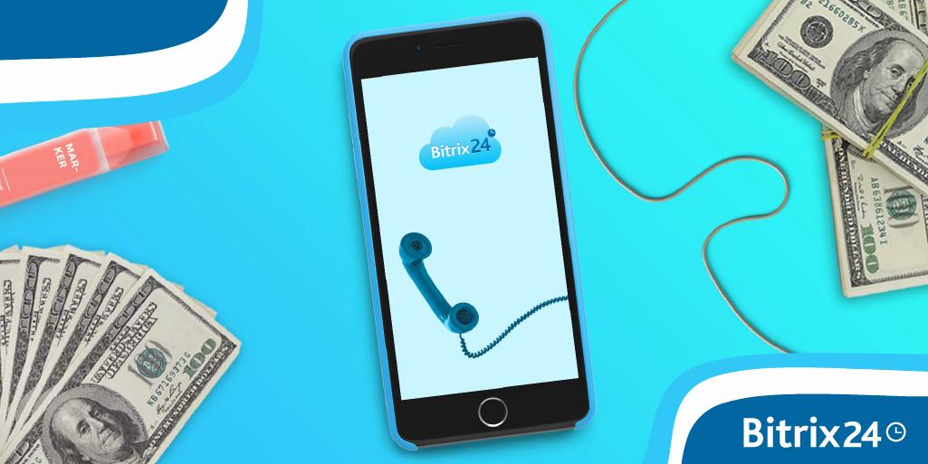 Paiement de la téléphonie Bitrix24