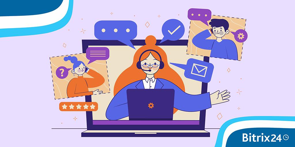 7 dicas para fornecer atendimento ao cliente em um chat on-line