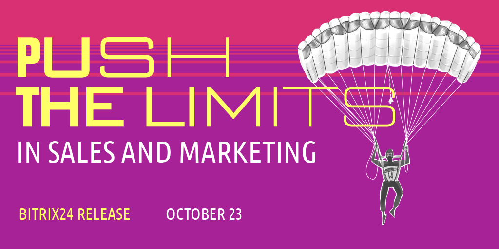 Push the Limits in Sales and Marketing