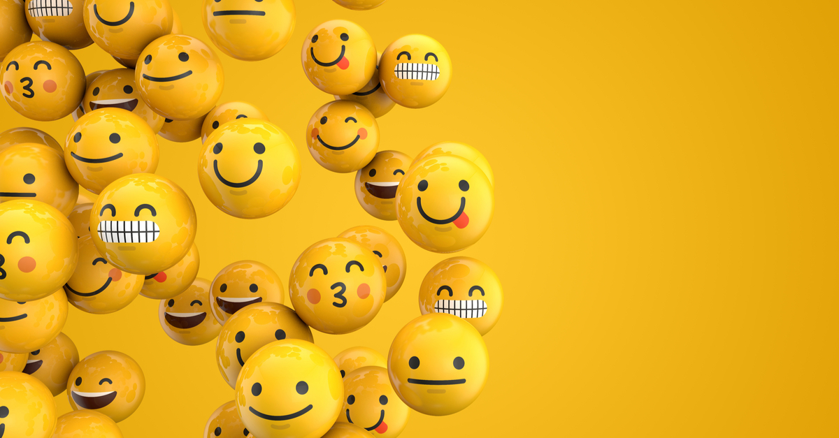 Bitrix24中的Emoji表情