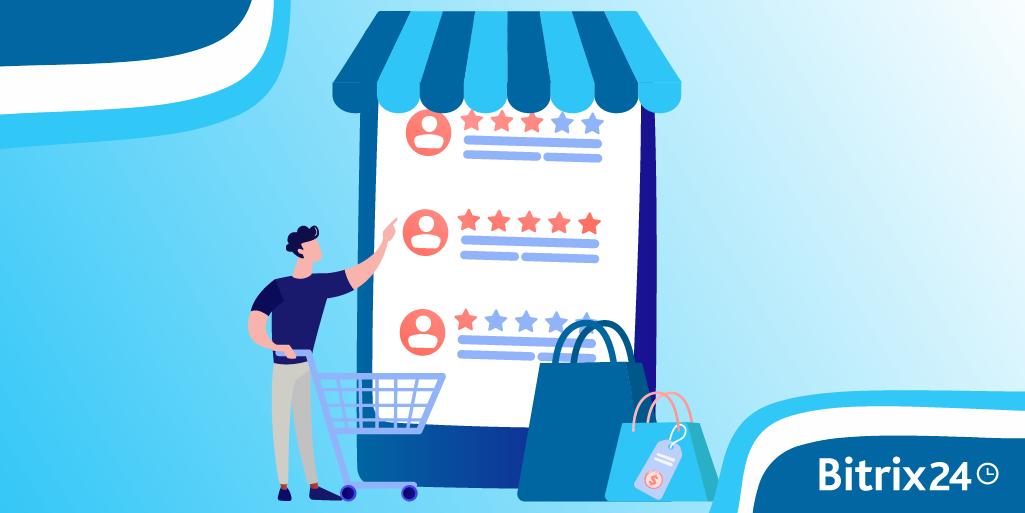 Novedades en Bitrix24: CRM Store