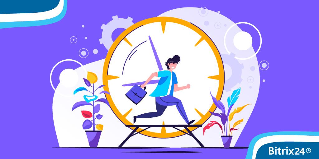 8 tactiques pour gérer le temps de travail en ligne