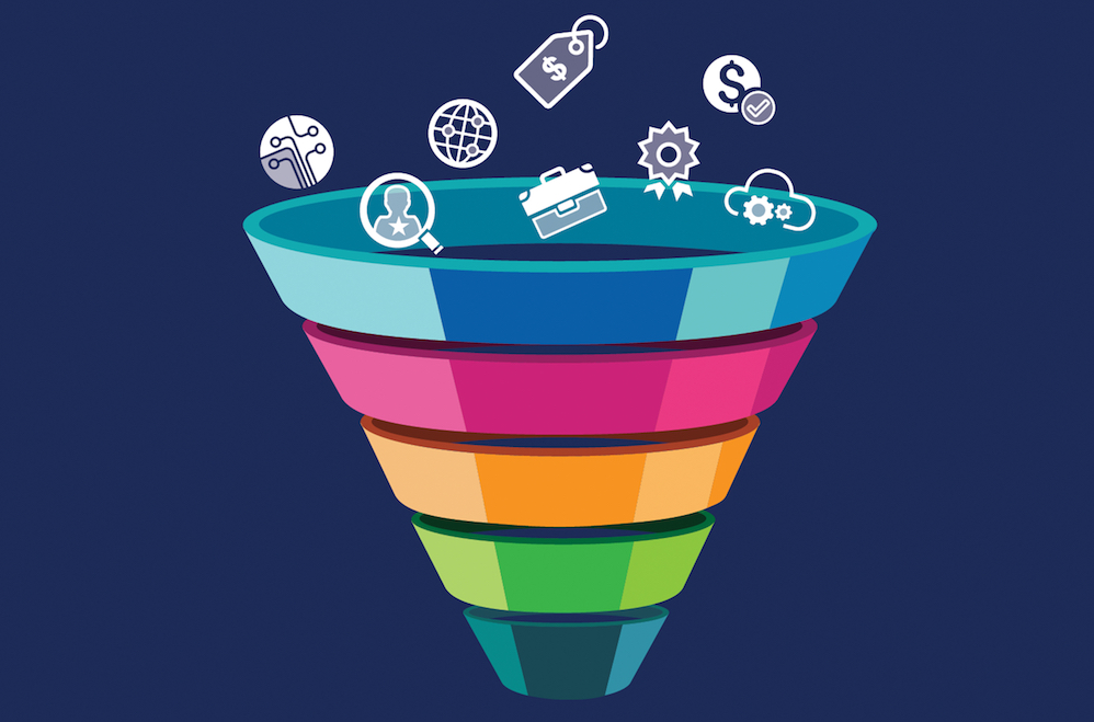Sales Funnel Guide: 4 Keys to Success