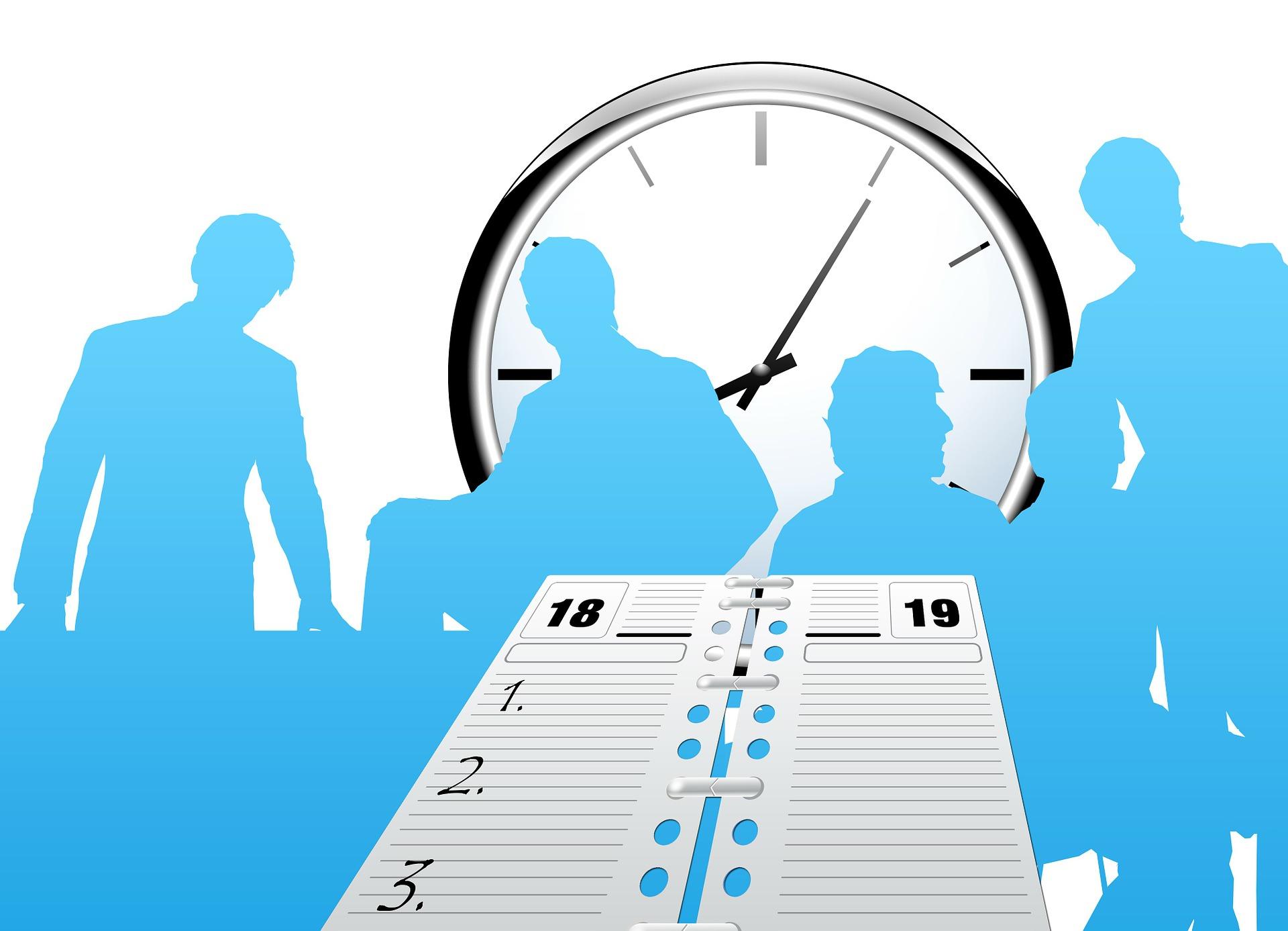 Gestión de tiempo en su app móvil de Bitrix24