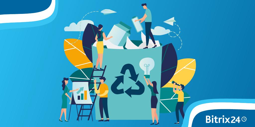 Papelera de reciclaje en Drive y CRM: novedades