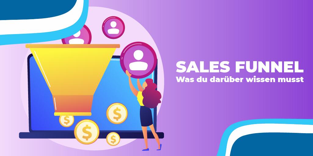 Sales Funnel - was du darüber wissen musst. Sales Funnel Software