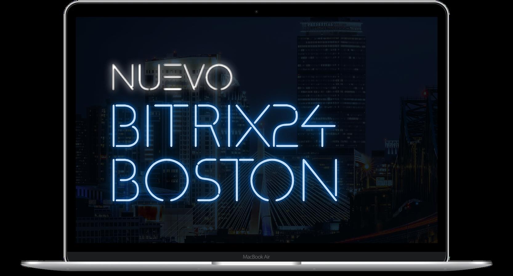 Nuevo Bitrix24 Boston, Presentación 2019