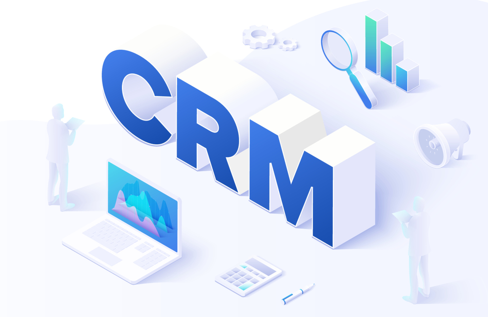 Access rights in CRM