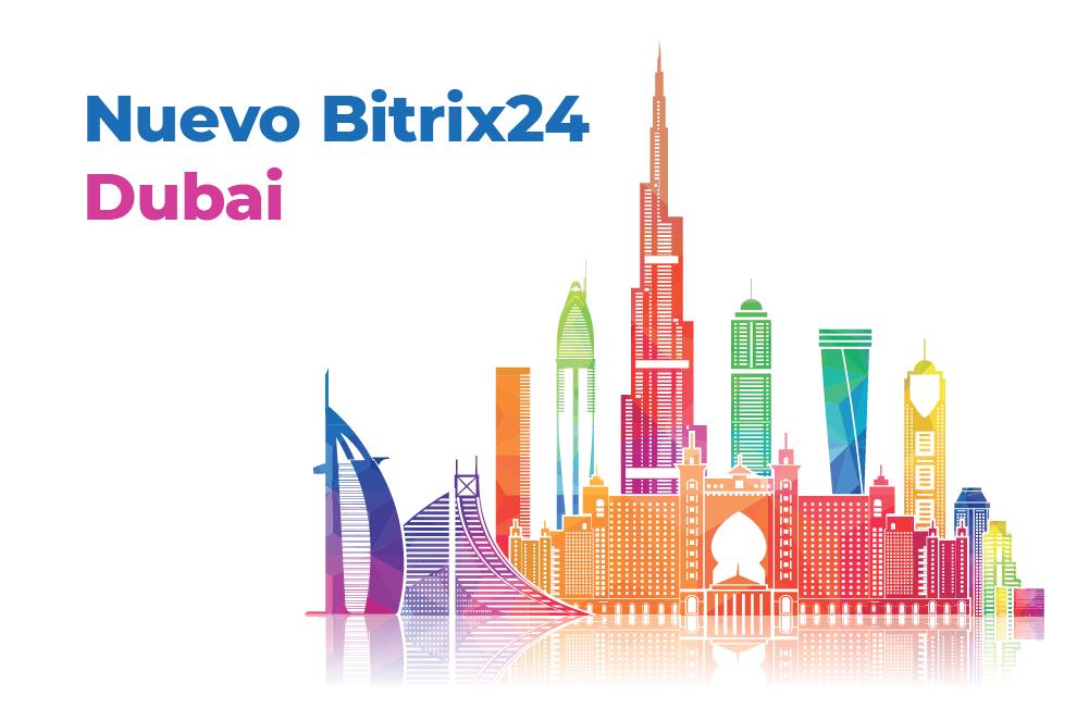 Nuevo Bitrix24 Dubai