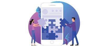 Novidades do aplicativo móvel