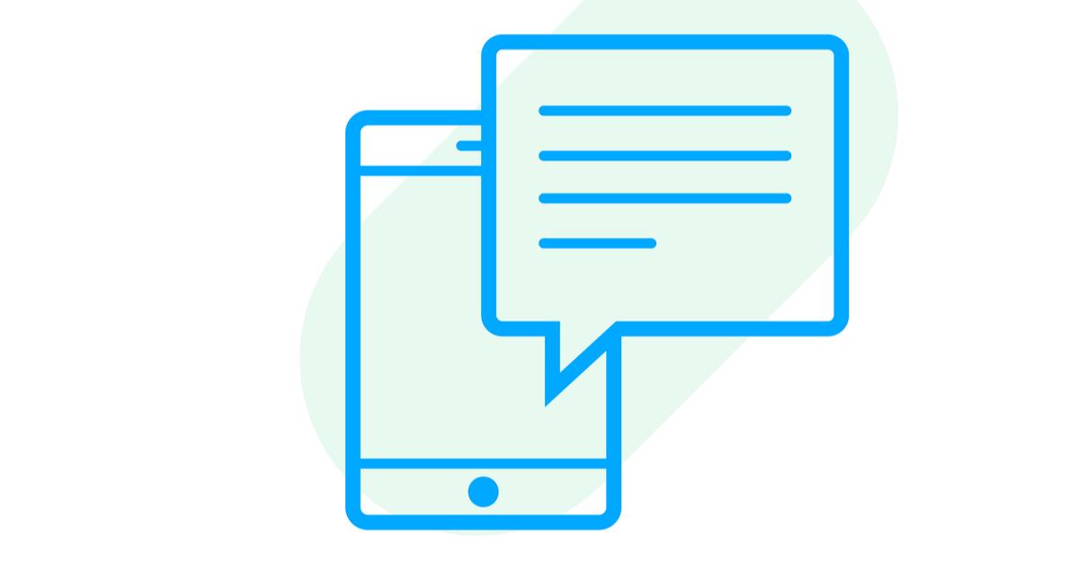 Schnelle Einladung der Nutzer per SMS