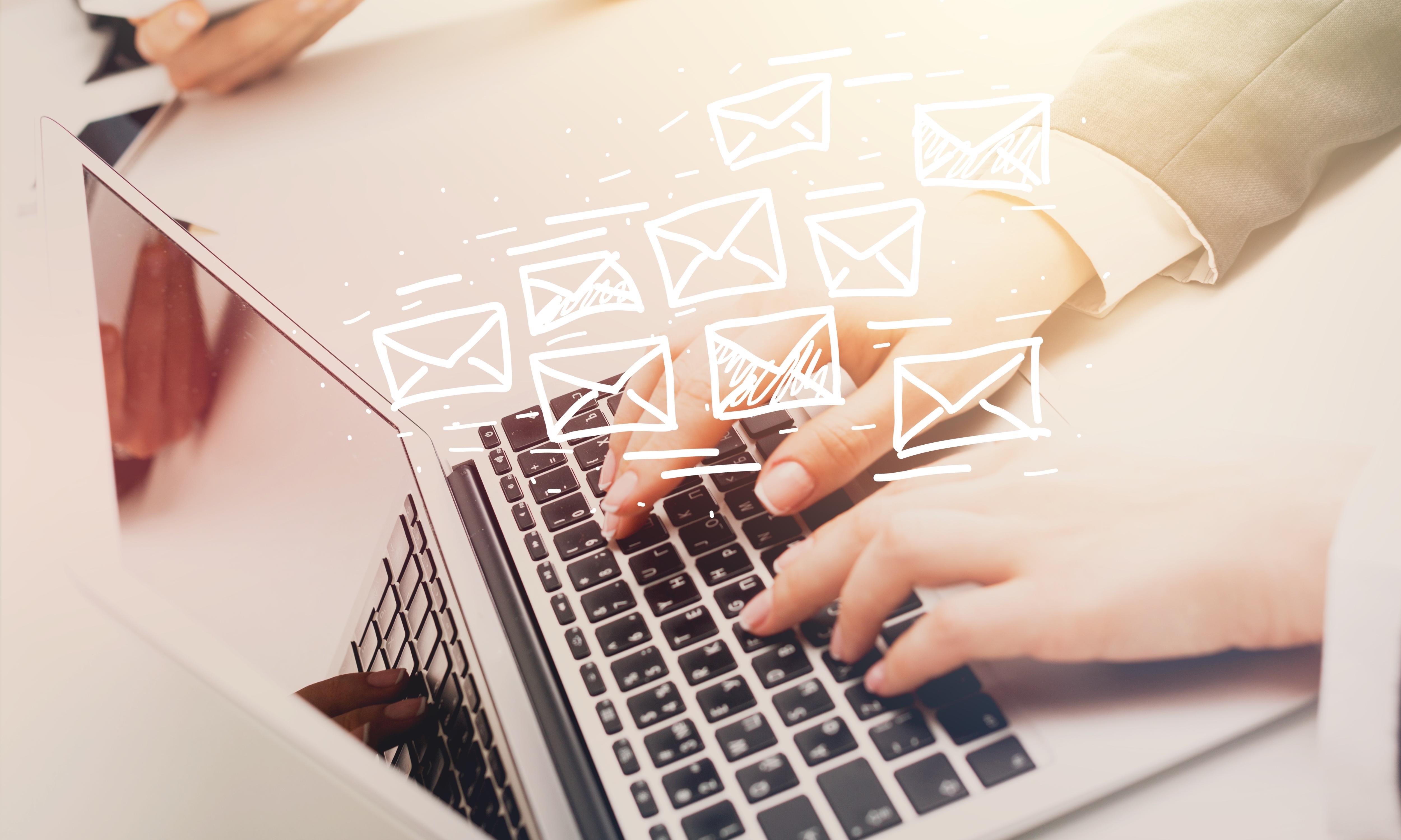 CRM Marketing : Limite sur les emails envoyés