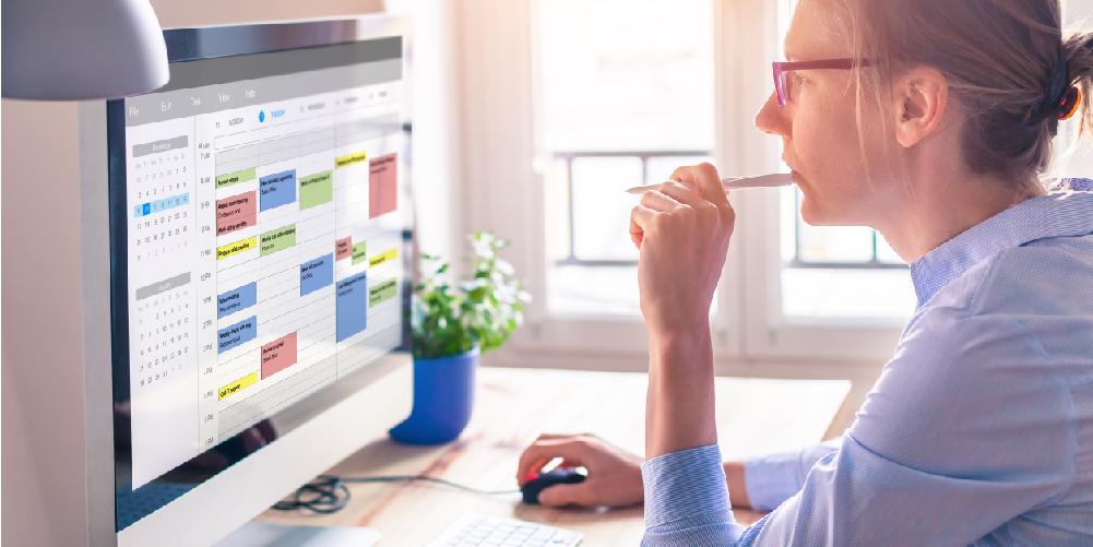5 Simple Online Calendar Management Tips