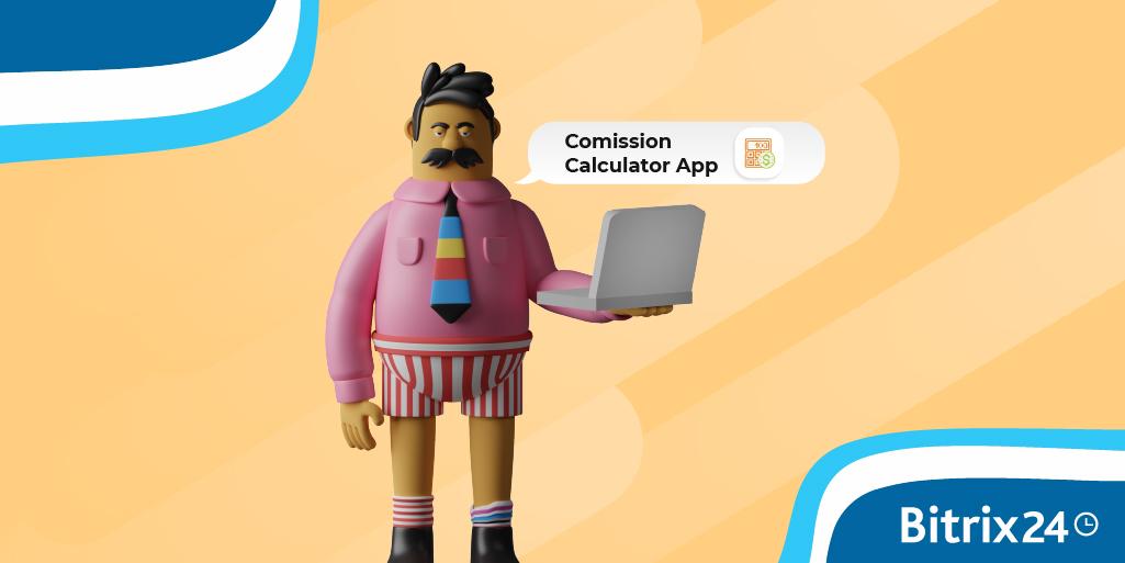 Aplicativo Commission Calculator