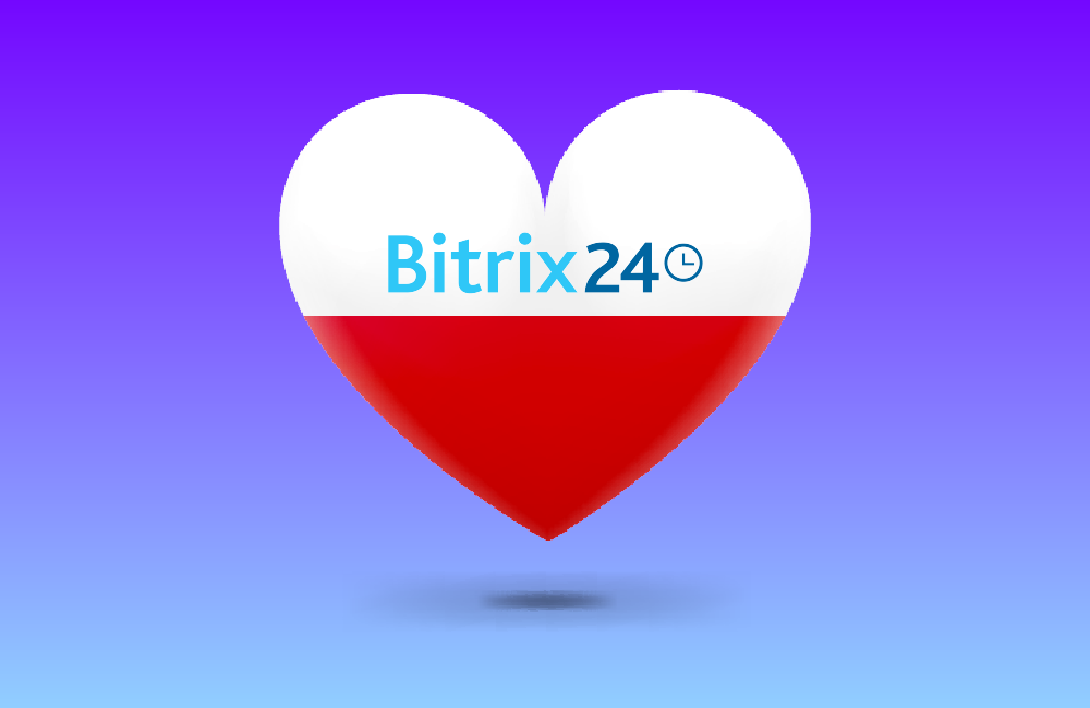 Bitrix24 Is Finally Available In Polish