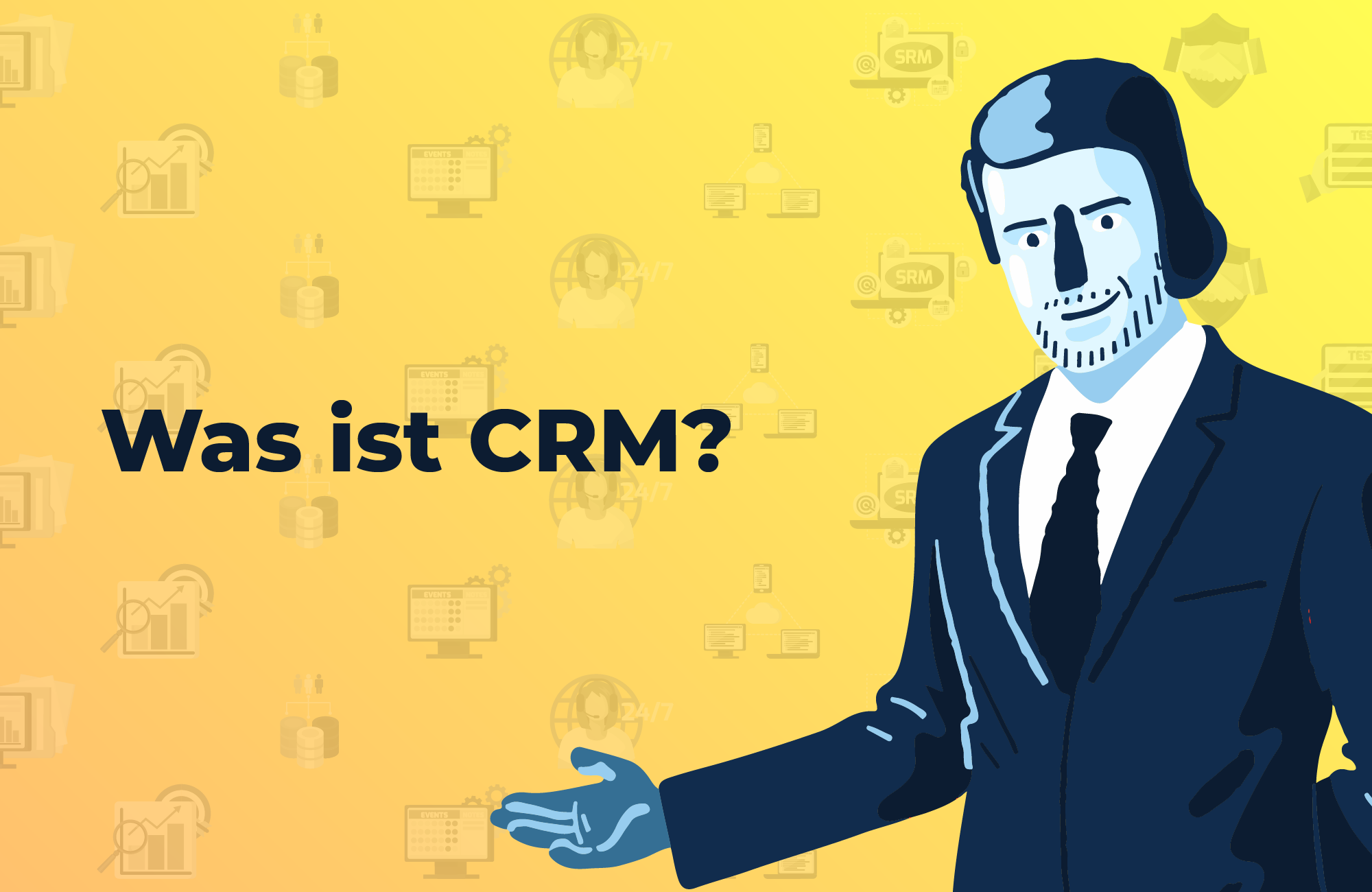 Was ist CRM (Customer-Relationship-Management)?