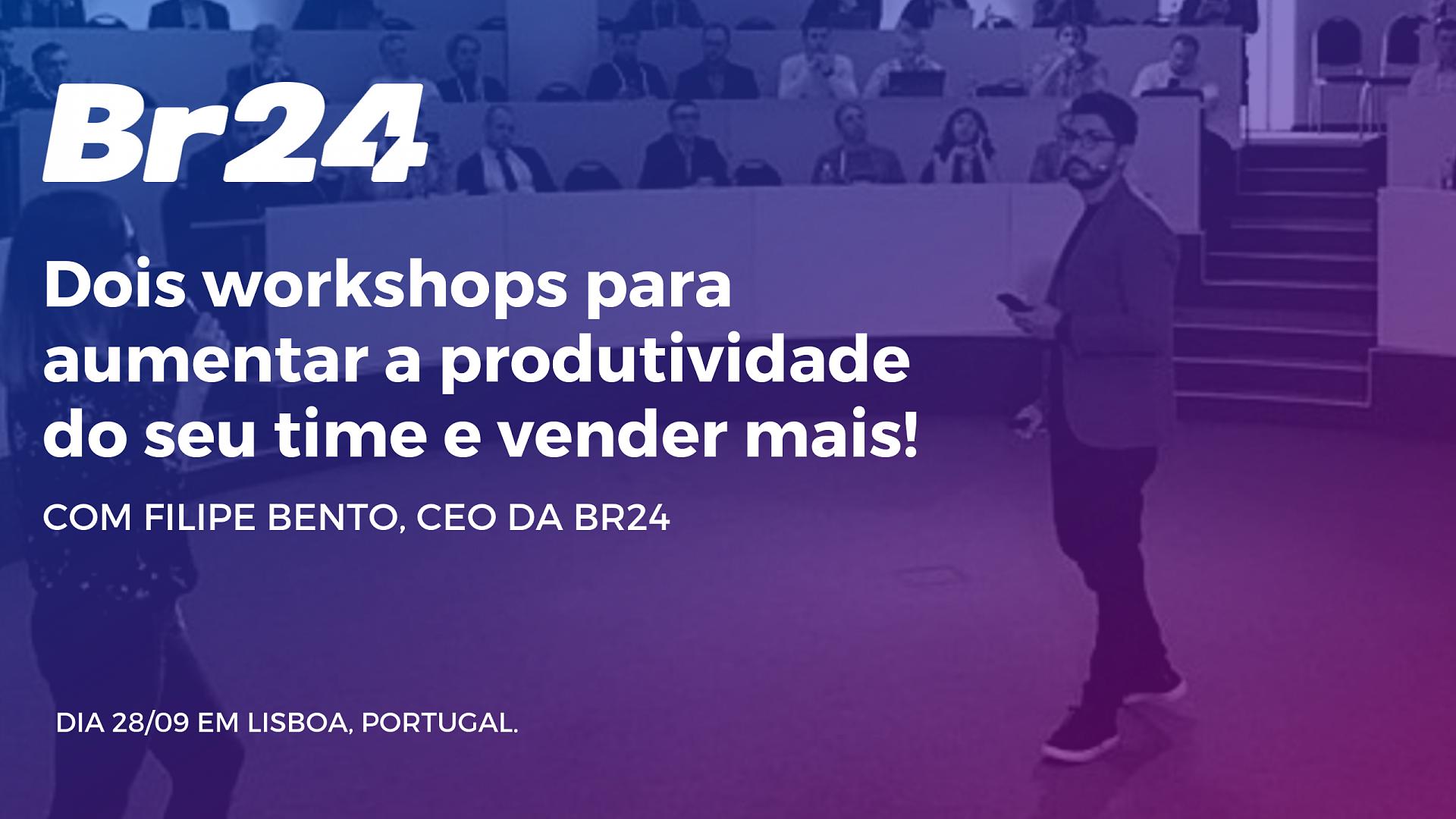 Workshops em Lisboa