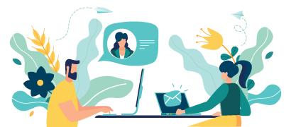 Śledzenie przeczytania e-maili i kliknięć w linki w marketingu CRM