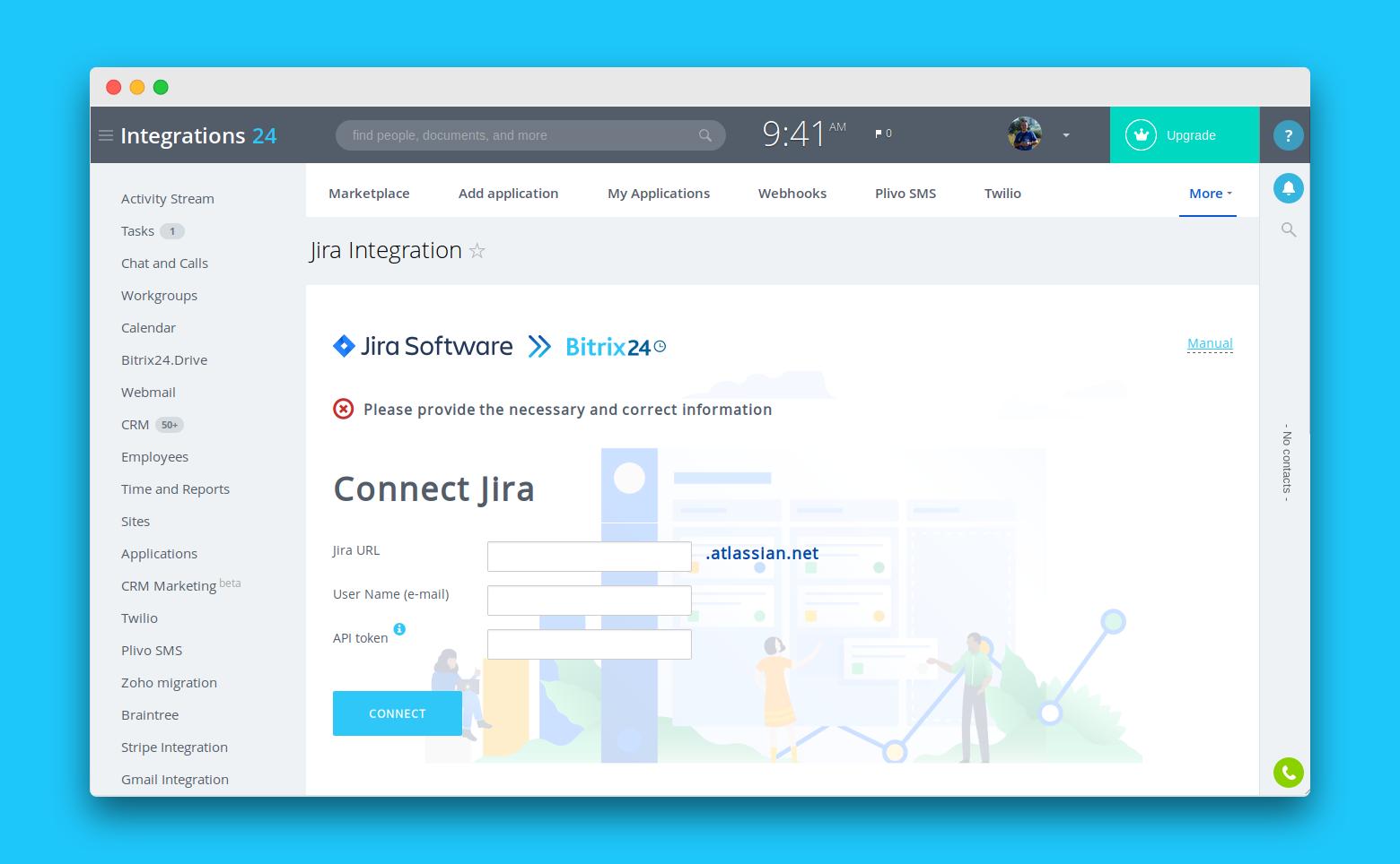 Bitrix24 et Jira - Nouvelle Intégration !