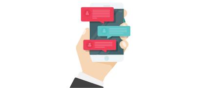Neu in Bitrix24: Verkauf per SMS