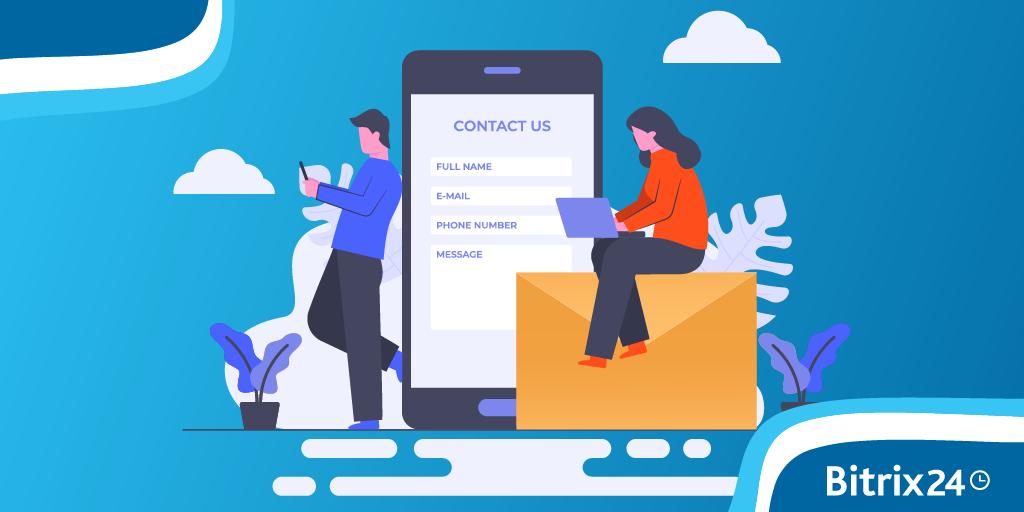 在CRM中使用的公司,聯絡人的地址訊息更新