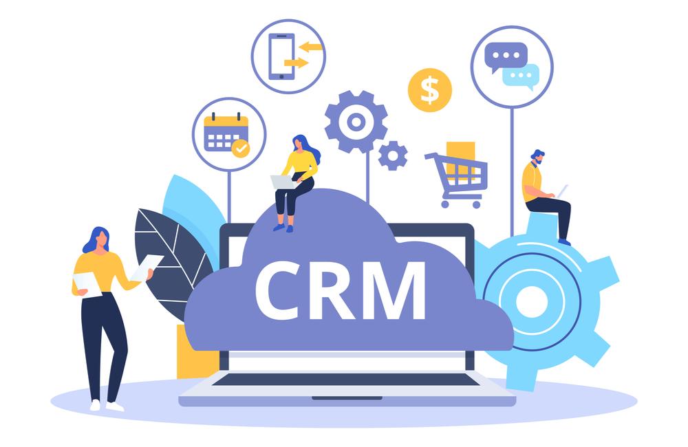 Meet Start CRM Page!