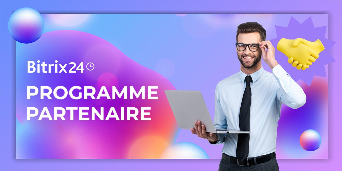 Programme Partenaire Bitrix24